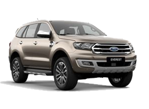 Ford Everest Titanium AT 4x4