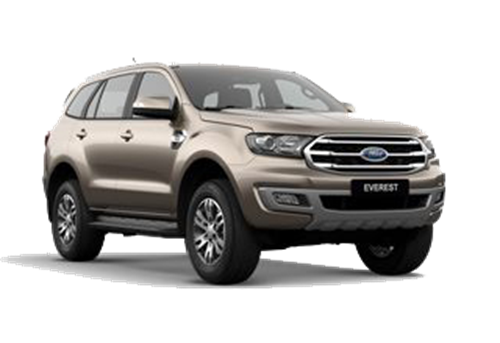 Ford Everest Trend AT 4x2