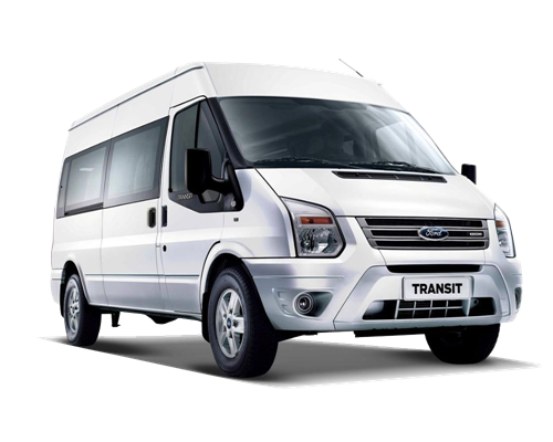 Ford Transit Luxury - 2019